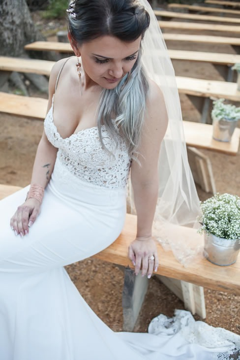 Enzoani Dress Michelle – 1